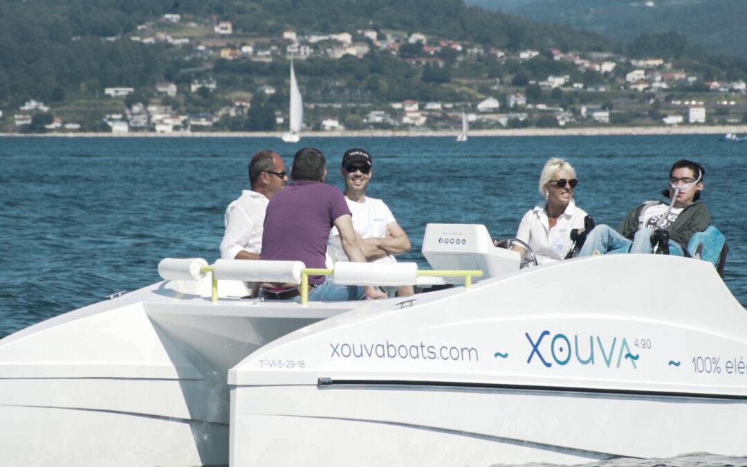 A02velas y Xouva entrevistados en RadioVoz