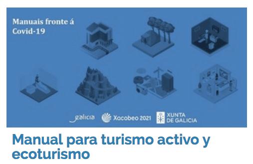 MANUAL PARA AS ACTIVIDADES DE TURISMO ACTIVO E ECOTURISMO ANTE A COVID-19