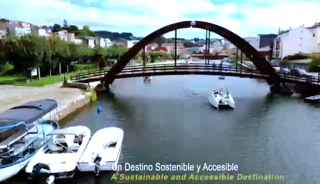 Conoces la Reserva de la Biosfera de las Mariñas Coruñesas navegando por mar y río?